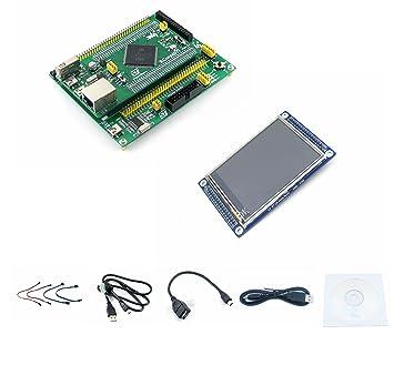 Amazon com: CQRobot STM32F4 Development Board EVK407I, an STM32