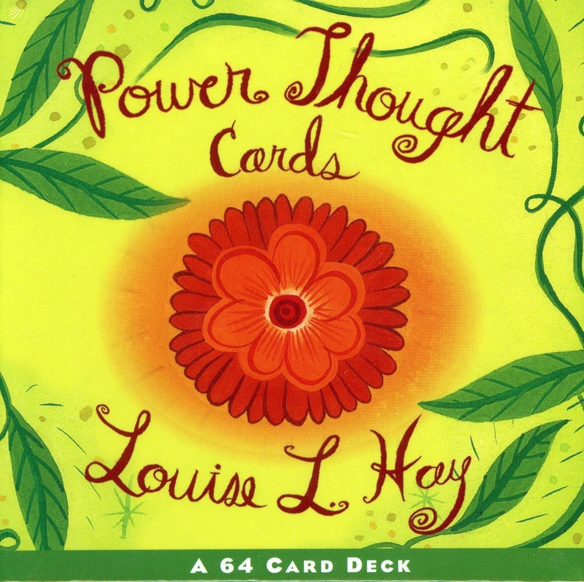 Power Thought Cards Card Deck product image