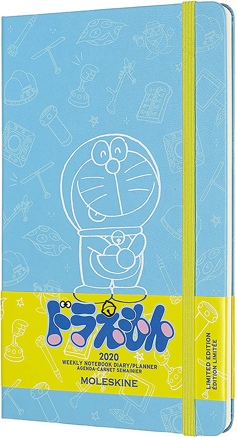 Agenda 2020 Doraemon Semainier Grand Format: Amazon.es ...