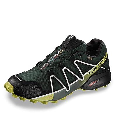 SALOMON Speedcross 4 GTX, Chaussures de Trail Homme: Amazon