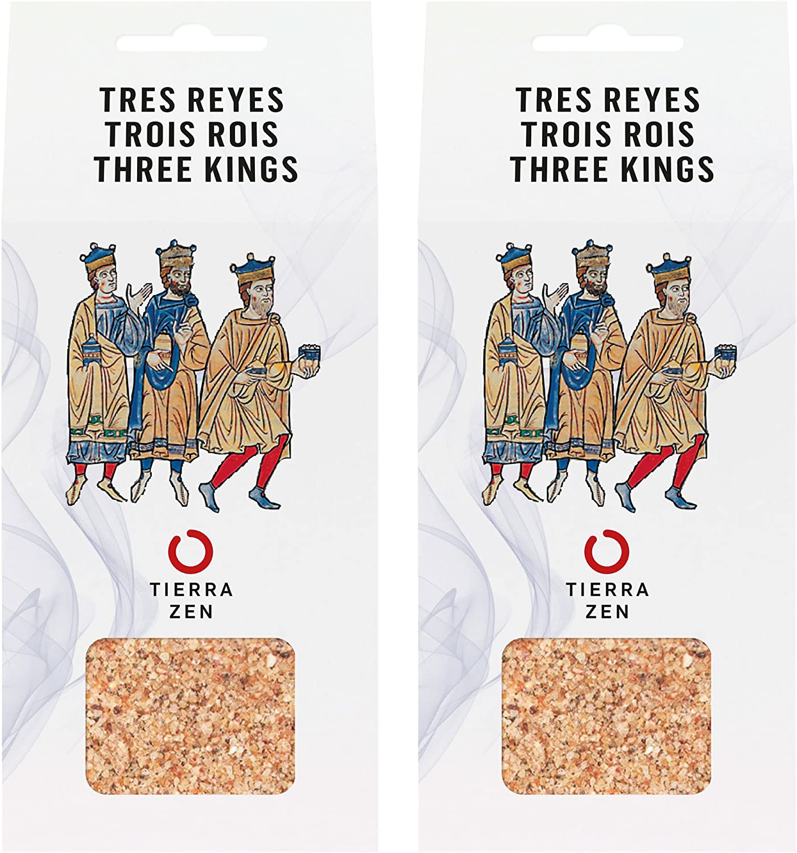Incienso Tres Reyes-Resina