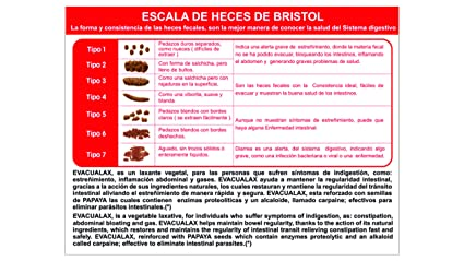 Amazon.com: EVACUALAX -LAXANTE Vegetal 100% Natural-: Health ...