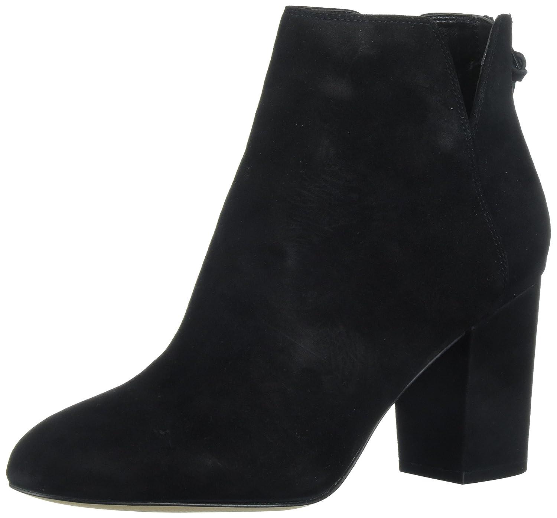ALDO Women's Dominicaa Ankle Bootie B071GYWMTV 8 B(M) US Black Suede