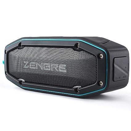Review ZENBRE Bluetooth Speakers, D6