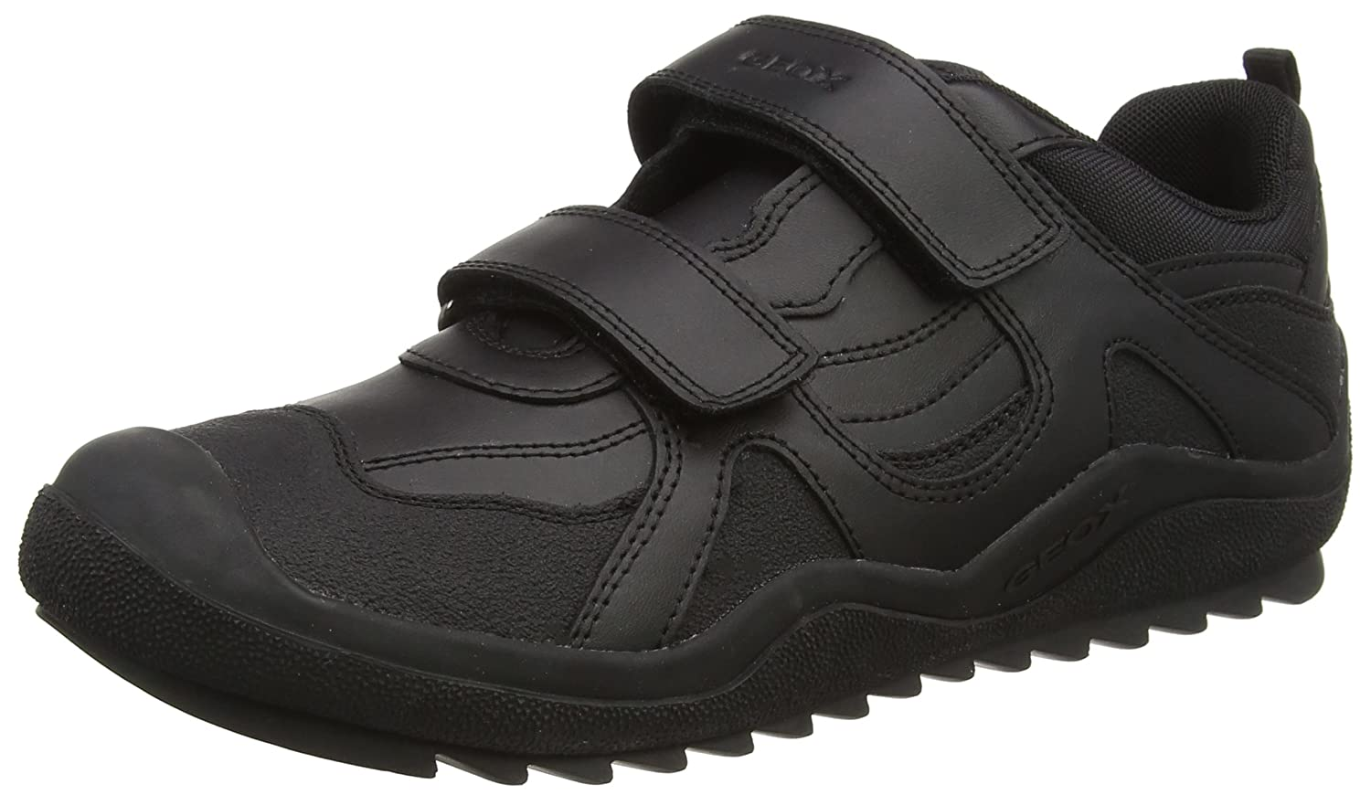 Geox Boys' Jr Attack a Low-Top Sneakers