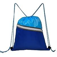 Big Gym Bag Sack Sports Drawstring Backpack Exercise Travel Club Utilization Excursion Unisex Lightweight Light…