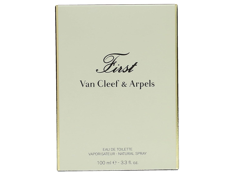 First By Van Cleef Arpels For Women. Eau De Toilette Spray 3.3 Ounces