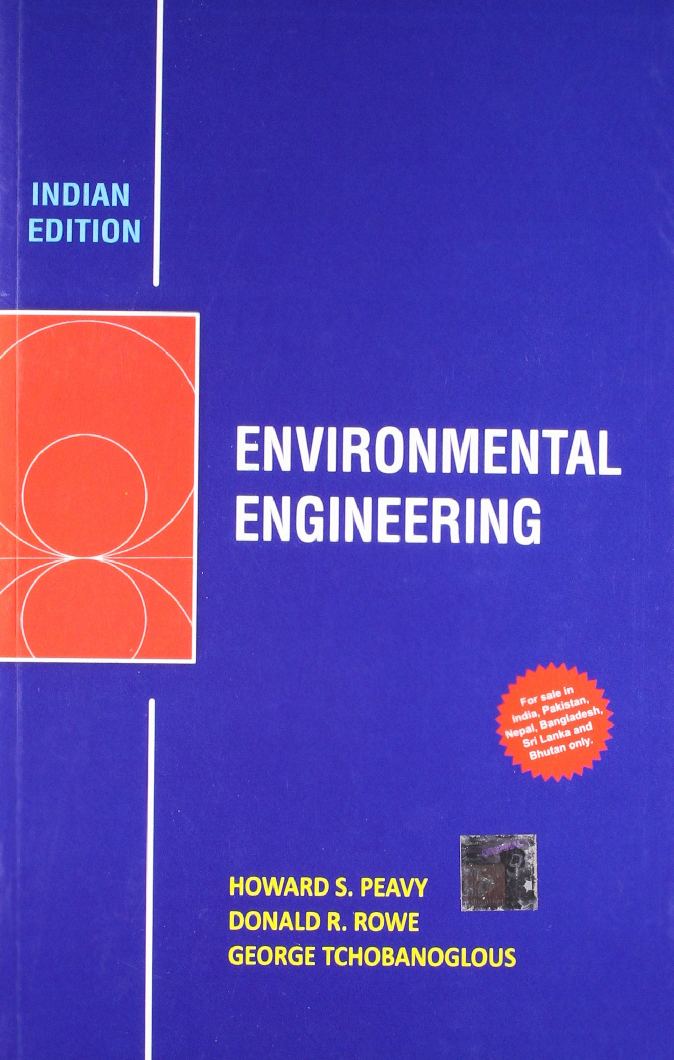environmental engineering by peavy rowe and tchobanoglous free download