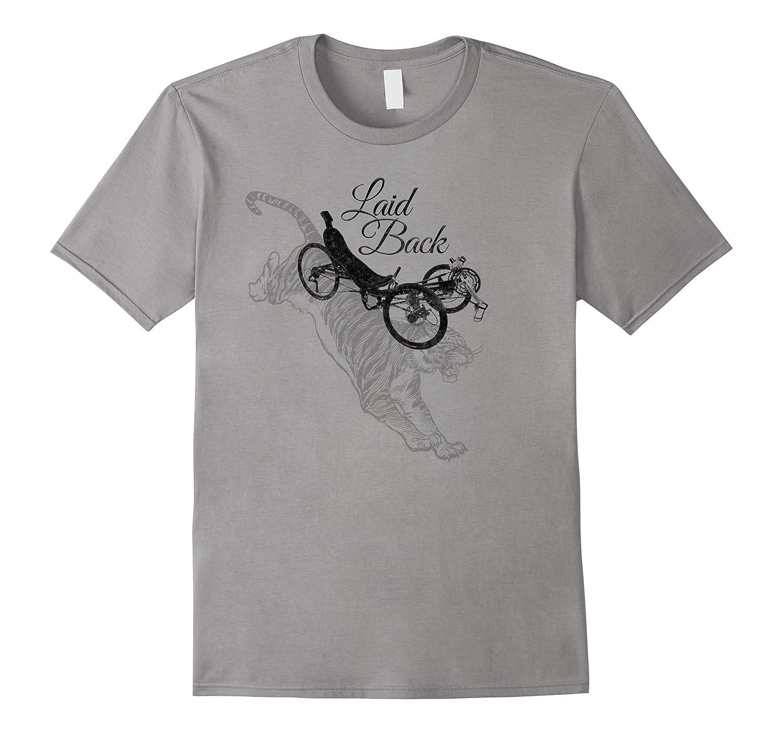 Trike Recumbent Laid Back T-shirt-TH