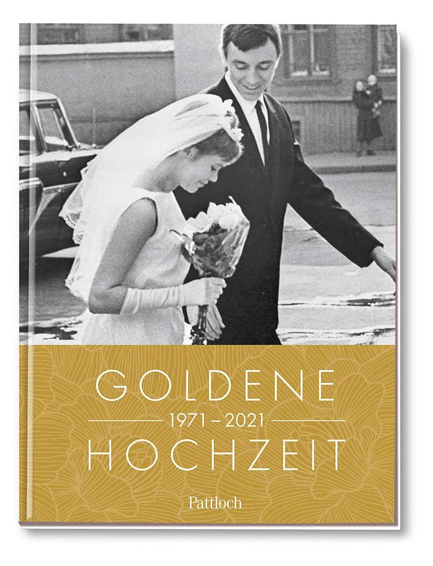 Goldene Hochzeit 1971 2021 Amazon De Bucher