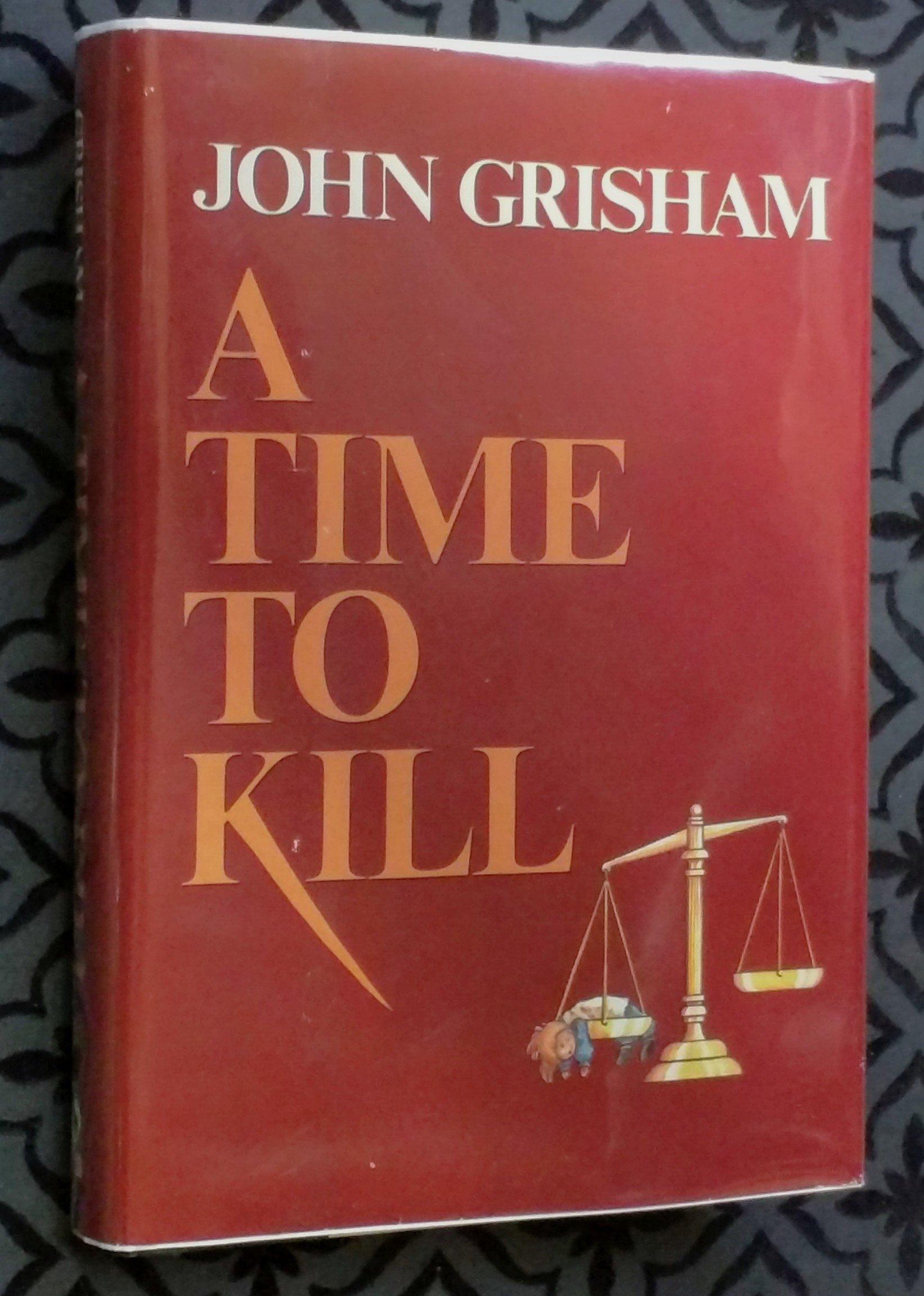 Time Kill John Grisham product image