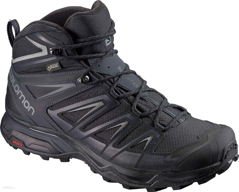 Salomon X Ultra 3 Mid GORE TEX Men's Wide Hiking Boots