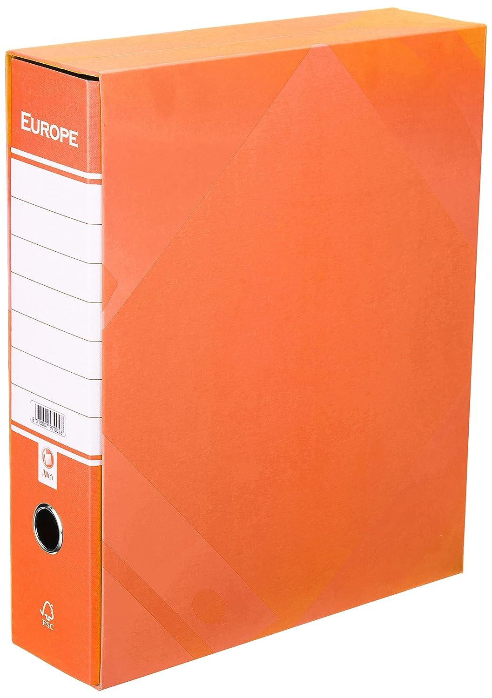Arca 7005 Ar Grabadora Grabadora Ar con Funda, 9 piezas, dorso 8, Naranja a66a9b