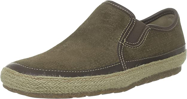 Hush Puppies Astral IV H103315_Marron (Dk Taupe Suede