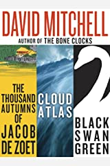 David Mitchell: Three bestselling novels, Cloud Atlas, Black Swan Green, and The Thousand Autumns of Jacob de Zoet Kindle Edition