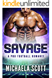 Savage:  A Pro Football Romance