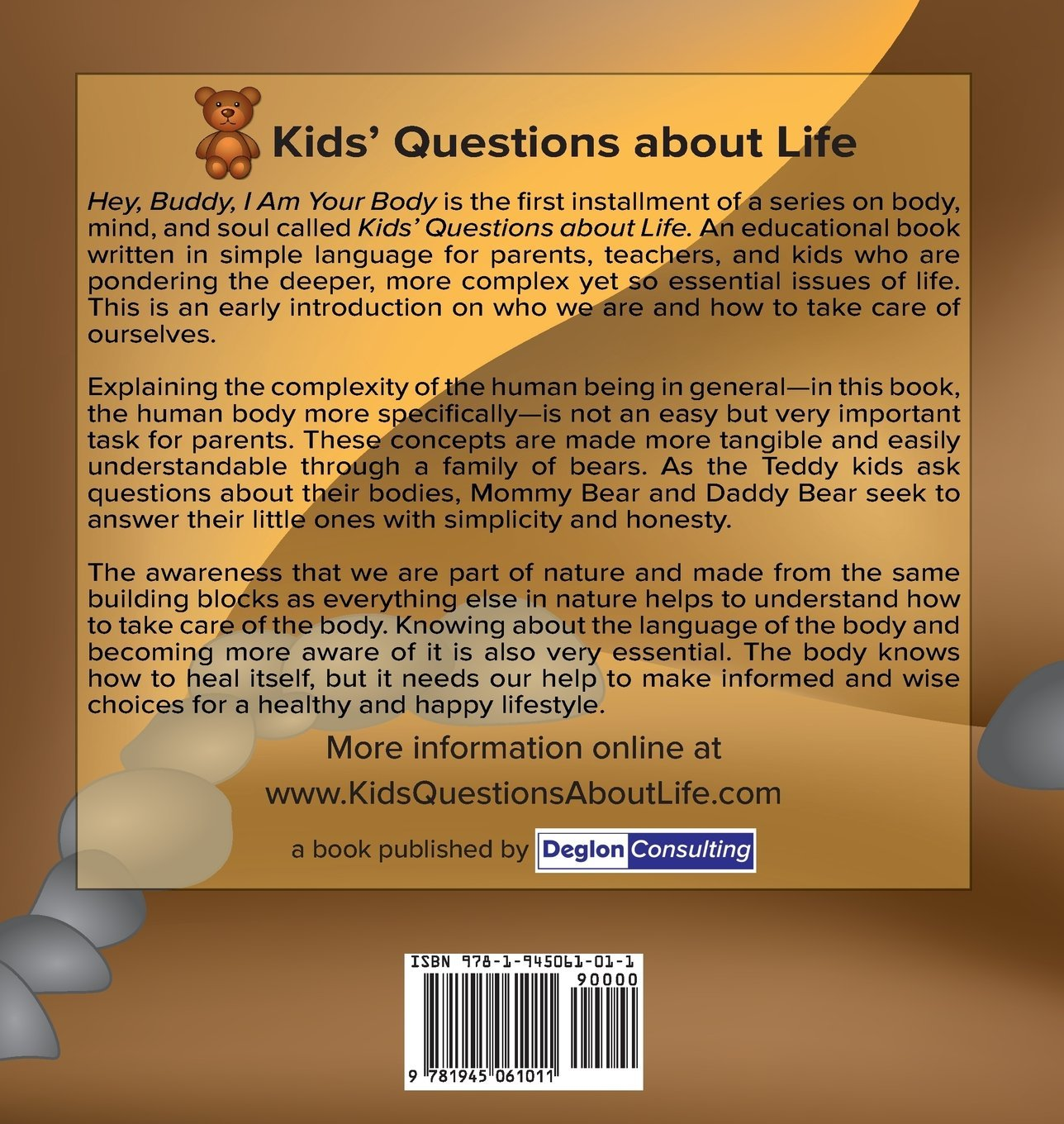Hey Buddy, I Am Your Body! (Kids\' Questions about Life): Agnes ...