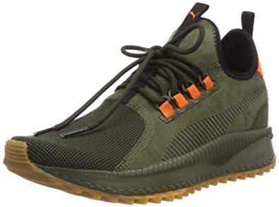 16d805c28ab Puma Adults  Tsugi Apex Winterized Low-Top Sneakers  Amazon.co.uk ...