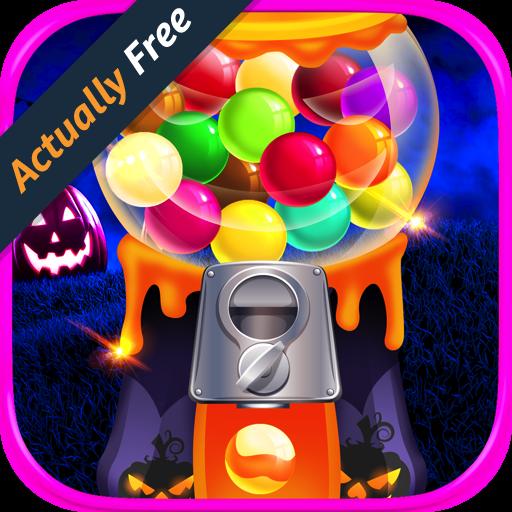 Halloween Cupcakes Cooking Games (Halloween Bubble Gum Maker - Kids Gumball & Chewing Gum Dessert Food Cooking Games FREE)