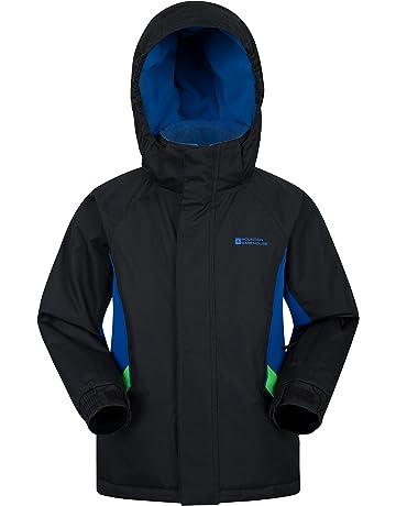 103ce1fb7 Mountain Warehouse Raptor Kids Snow Jacket - Winter Ski Coat
