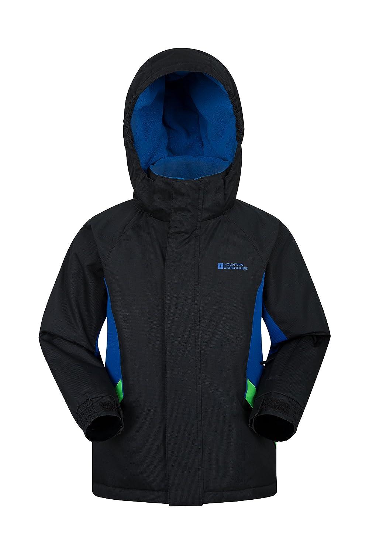 4b591b03426b Amazon.com   Mountain Warehouse Raptor Kids Snow Jacket - Winter Ski ...