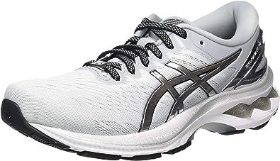 ASICS Gel-Kayano 27 Platinum, Zapatillas de Running para Mujer: Amazon.es: Zapatos y complementos