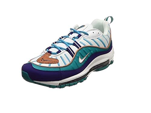 Acquista Nike Air Max 98 Shoes Art Of A Champion Copper Flash Epic React Scarpe Da Corsa Trainers Mens Racing Runner Uomo Donna Trainer Sportivo