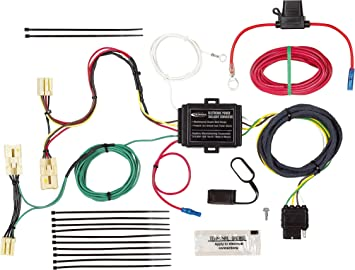 Hopkins 43964 Plug-In Simple Vehicle Wiring Kit Hopkins Towing Solution