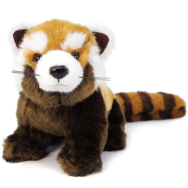 Amazon.com: Raja el panda rojo | 1 1/2 foot (con cola.) Gran ...