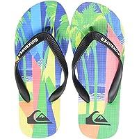 Quiksilver Molokai Vacancy Youth, Zapatos de Playa