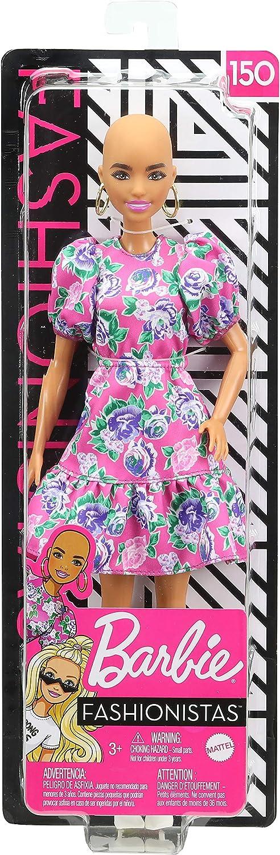 Mattel GHW59 Barbie Mu/ñeca Fashionistas n./º 145