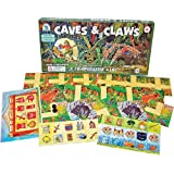 Family Pastimes Caves and Claws - An Award Winning Co-operative Adventure Game