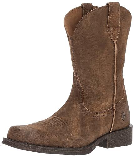 Amazon.com | Ariat Men's Urban Rambler Western Cowboy Boot | Western