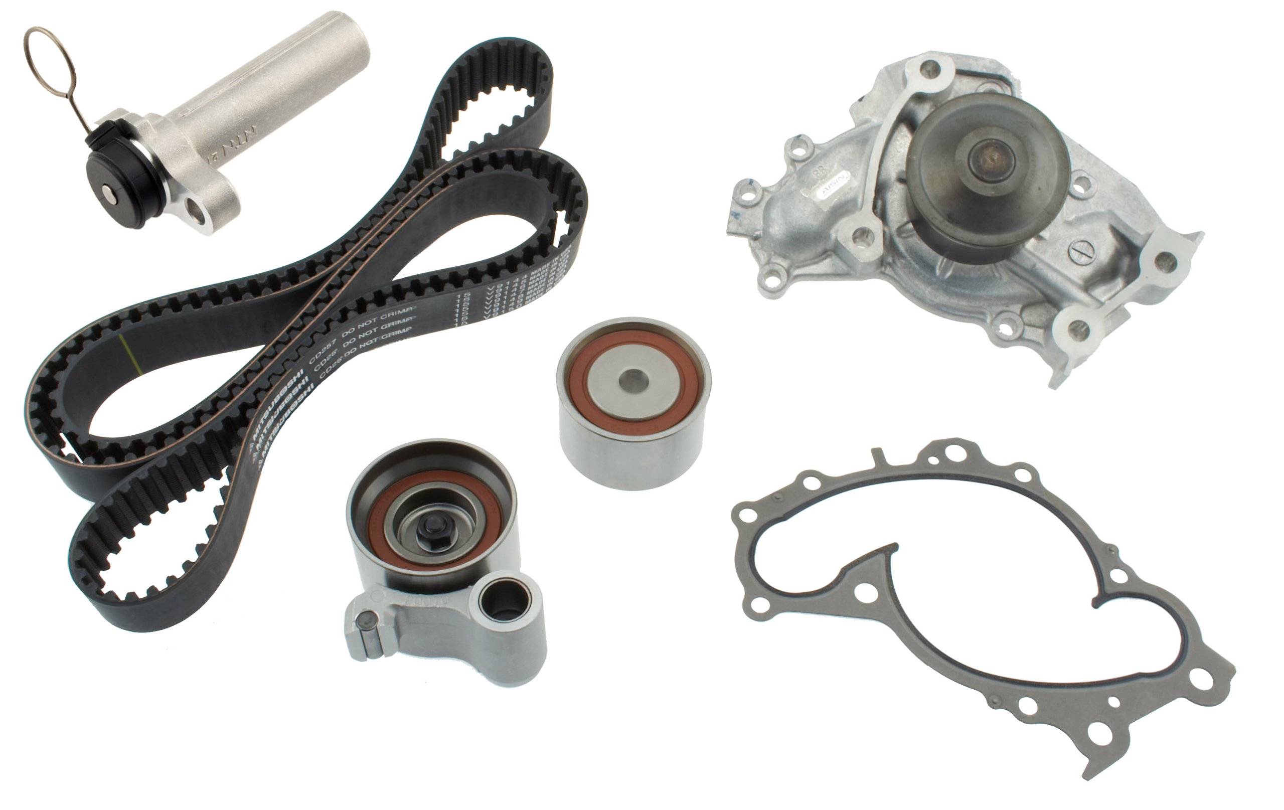 Aisin TKT-024 Engine Timing Belt Kit with Water Pump by Aisin