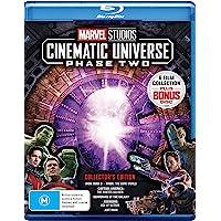 Marvel BD Phase 2   (Blu-ray)