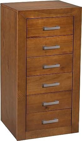 Fabricado en Madera Maciza de Pino, estilo Contemporaneo para un mueble bonito y resitente,Cajones c