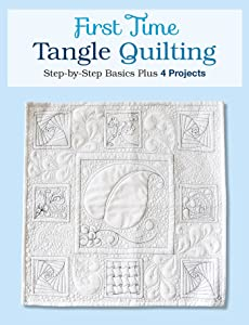 First Time Tangle Quilting