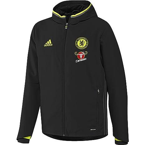 f941342f0857 adidas CFC PRE JKT - Jacket for Men  Amazon.co.uk  Sports   Outdoors