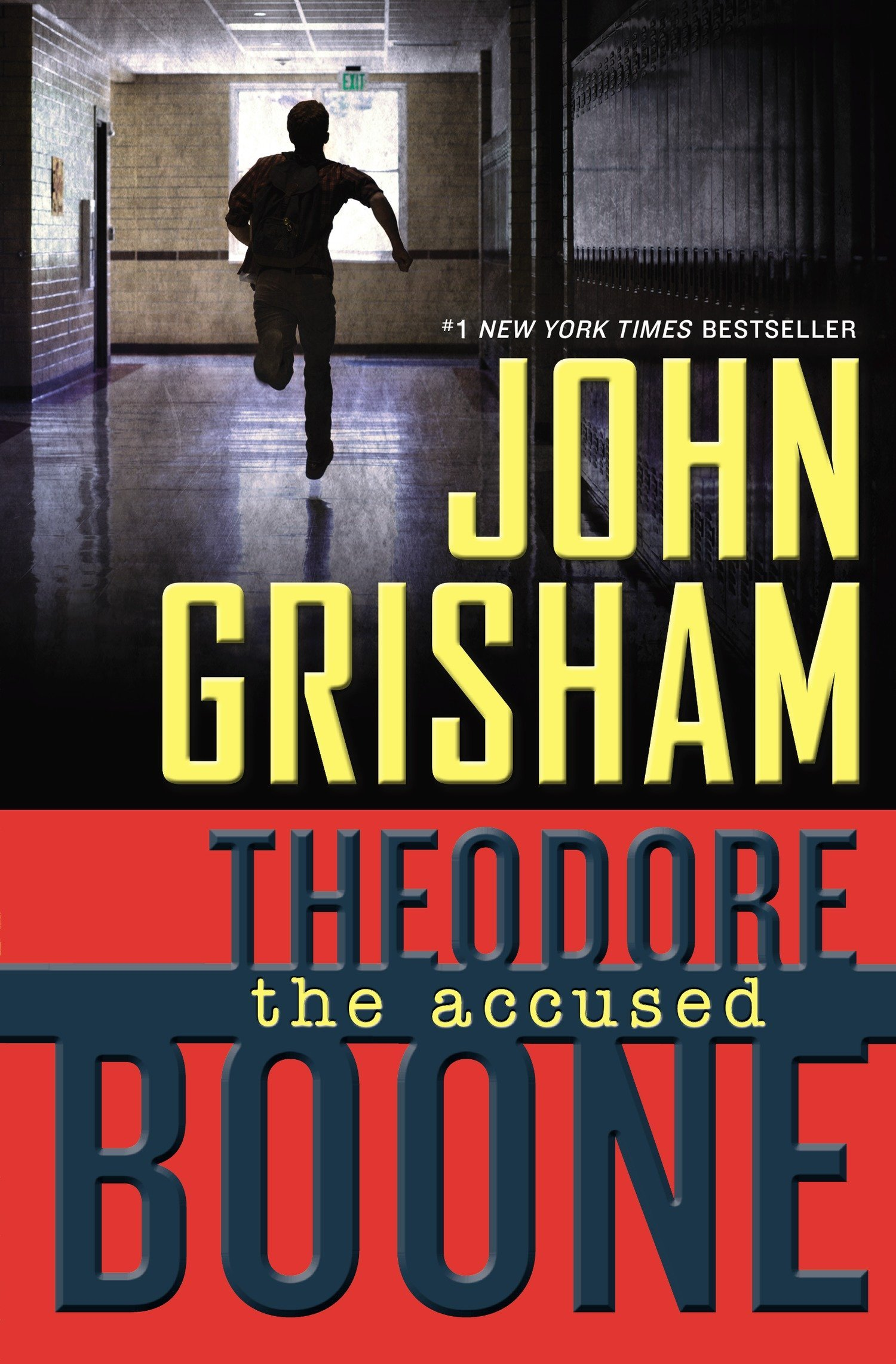 Read Online Theodore Boone: the Accused pdf