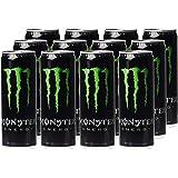 Monster Energy Green Original Energy Drink, 12 x 355 ml