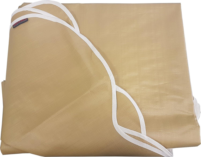 Angerer Tetto del dondolo 210 x 145 cm, qualità PE, colore beige 805/12