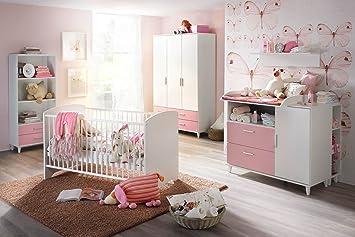 lifestyle4living Babyzimmer, Kinderzimmer, Komplett-Set, Babymöbel ...
