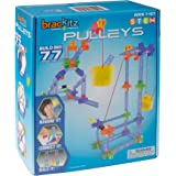 Brackitz Pulley Set for Kids   Building Toy for Boys and Girls Ages 4, 5, 6, 7, 8 Years Old   STEM Discovery Learning…
