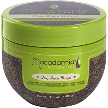 mini Macadamia Natural Oil Deep Repair Masque 16 oz