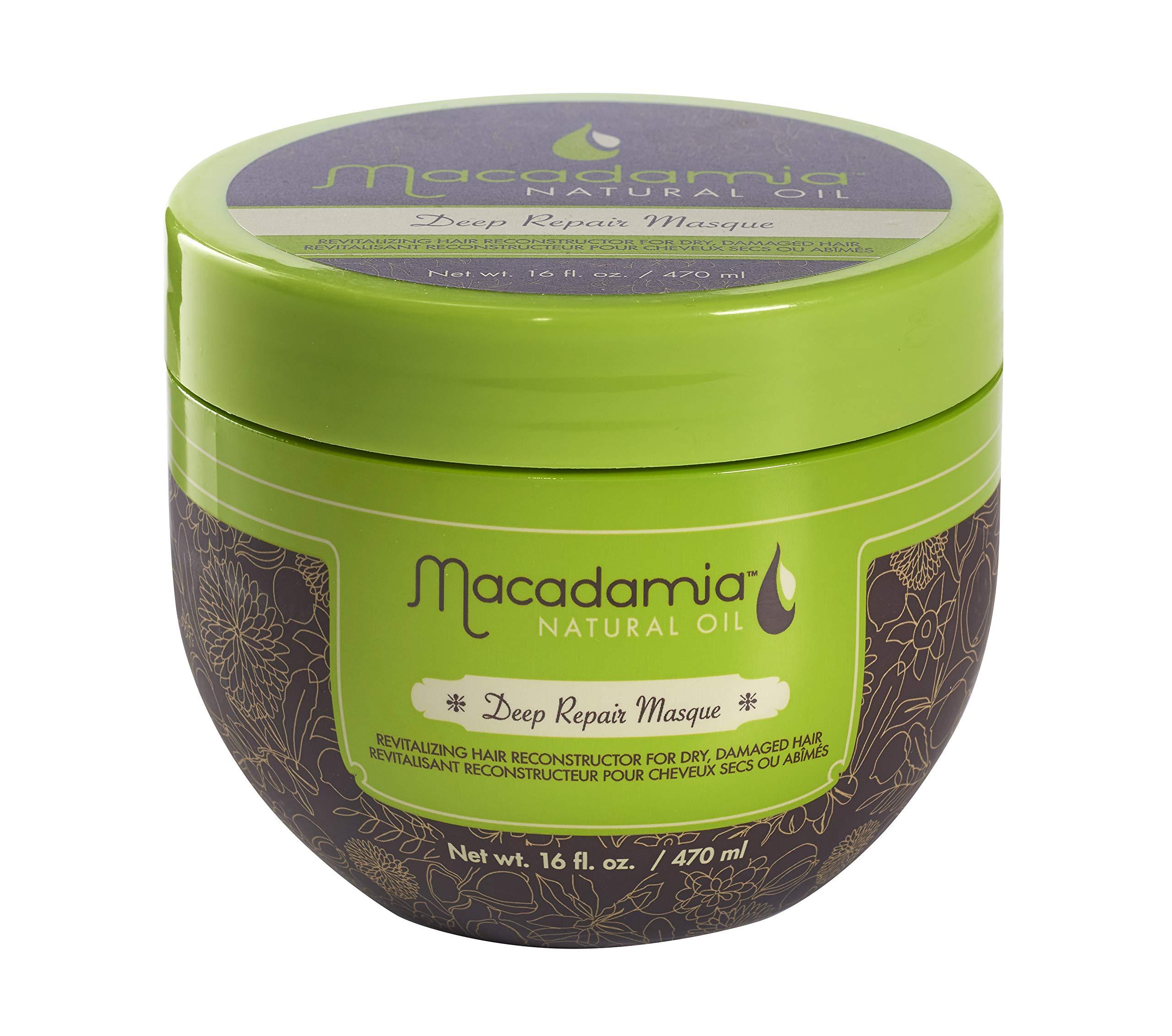 Macadamia Natural Oil Deep Repair Masque, 16 FL OZ by Macadamia Natural Oil