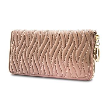 872846bcf17e8 WalletAddict Paris - Elegante Damen-Geldbörse aus Echt-Leder ...