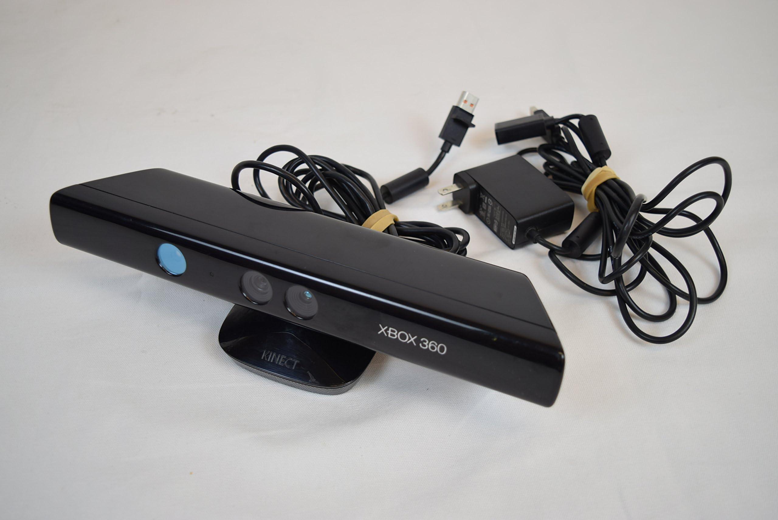 Amazon.com: XBOX 360 Microsoft Kinect Sensor Bar Only Black 1414 ...