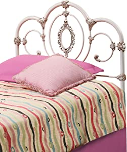 Hillsdale Furniture Hillsdale Victoria Without Bed Frame Twin Headboard, Antique White