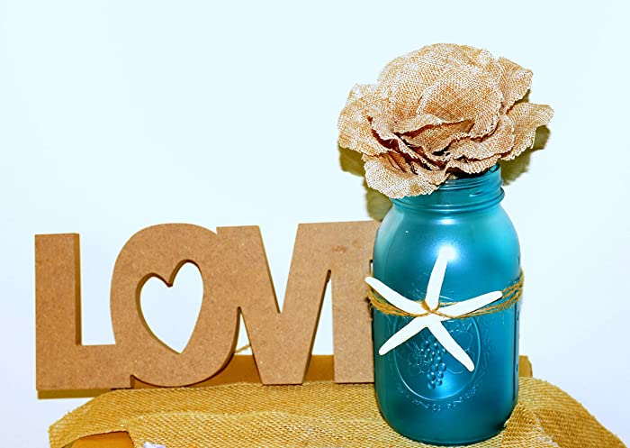 Mason Jar Wedding,Beach wedding decor Centerpieces ...