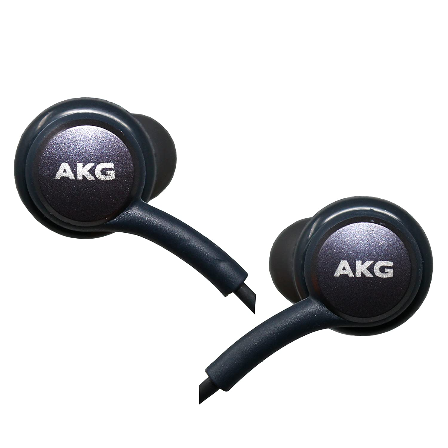 Samsung Akg Earphones Titanium Gray Eo Ig955 For Headset S8 Original Galaxy And Plus Compatible With Other Smartphone Devices 100 Oem New In